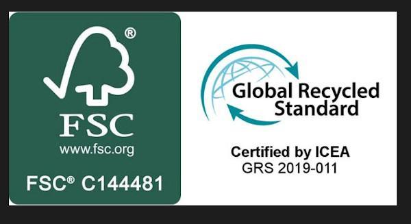 Certificazione materiali riciclati