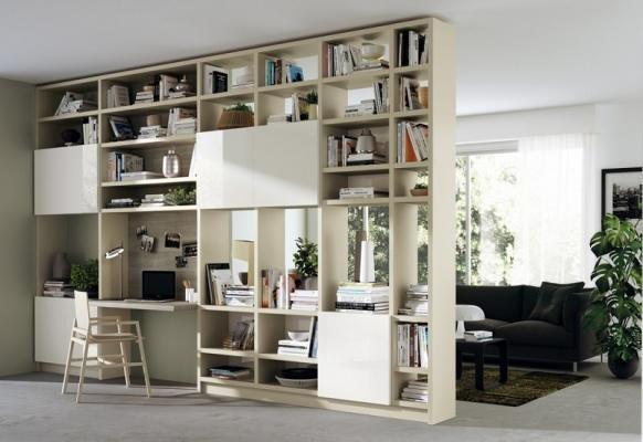 Libreria divisoria di Scavolini
