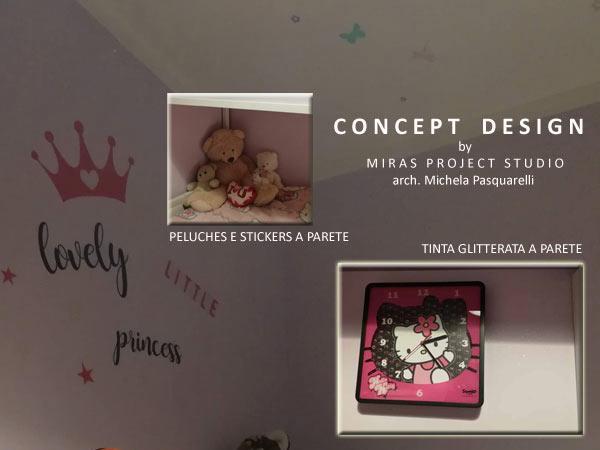 Concept design, progetto di Miras Project Studio