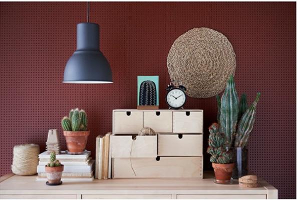 Ikea, Moppe contenitore