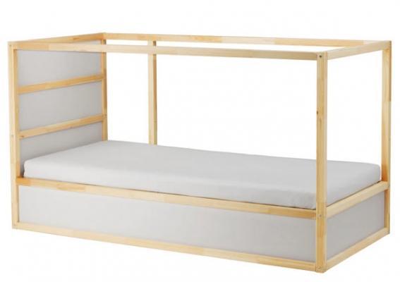 Ikea, letto Kura