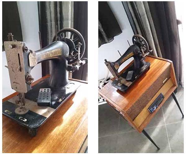 Recupero di antica radio, Miras Project Studio
