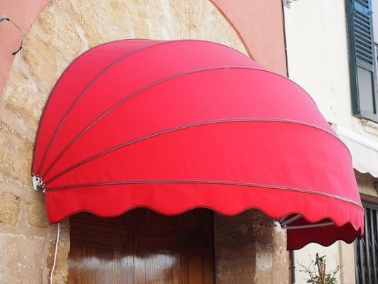 Tenda a cappottina
