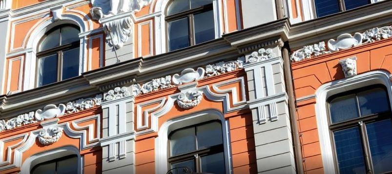 La tecnologia più recente adatta le pitture silossaniche anche ad edifici storici