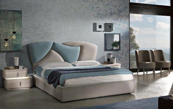 Camera da letto Dalì - Design e foto by Saber