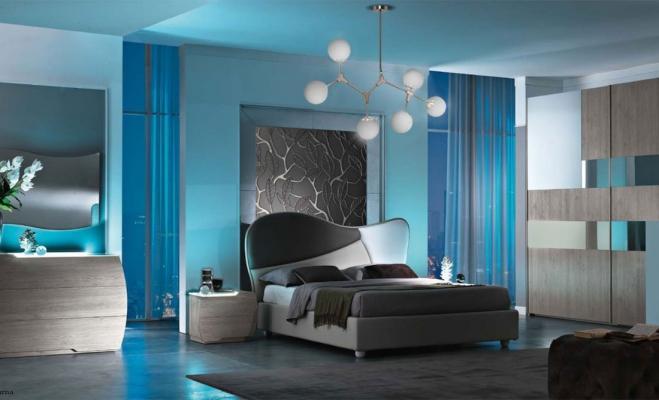 Camera da letto Martina Diamond - Design e foto by MobilPiù
