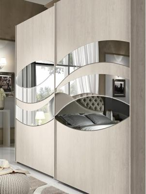 Armadio camera da letto Primarosa Diamond - Design e foto by MobilPiù