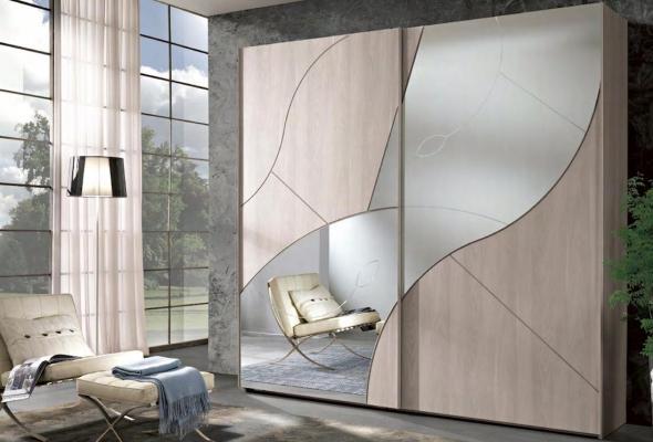 Armadio Mirò, collezione Dalì - Design e foto by Saber