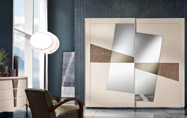 Armadio Motivi, collezione Gaudì - Design e foto by Saber