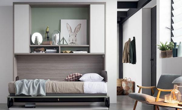 Soluzione home office IM20_12 - Design e foto by Clever