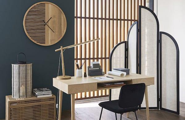 Divisorio per home office MIYAZAKI - Design e foto by Maisons du Monde