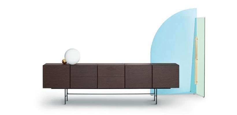 Soluzioni per home office: divisorio Vela - Design e foto by Arflex
