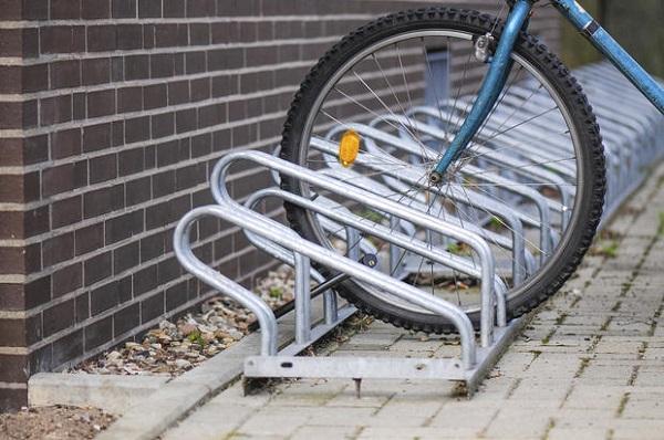 Rastrelliera bici