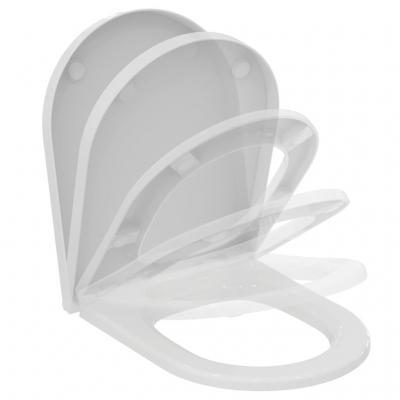Asse per wc di forma ovale Blend II di Ideal Standard