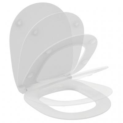 Asse per wc di forma ovale Connect Space di Ideal Standard