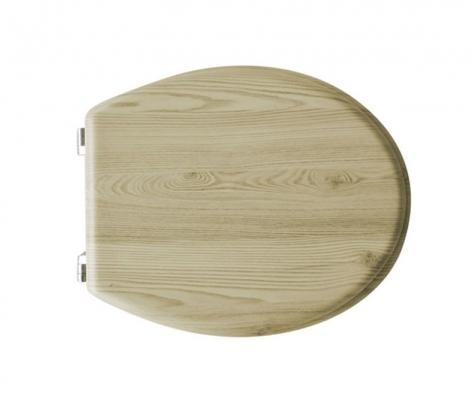 Copriwater universale in legno di acero by CeramicStore