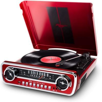 Giradischi 4 in 1 di ION Audio Mustang LP su Amazon