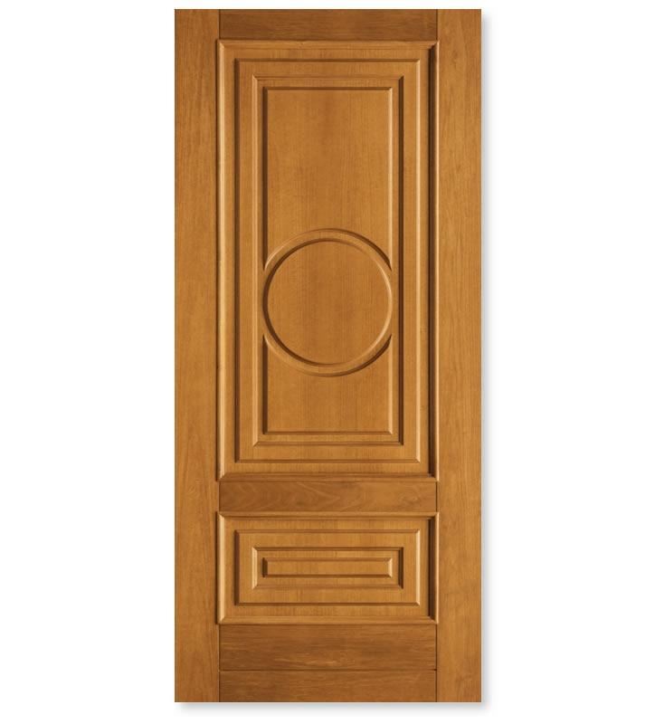 Pannello in legno per portoncini blindati Canaletto di EFM Legno