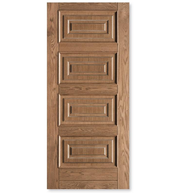 Pannello in legno per portoncini blindati Mark di EFM Legno