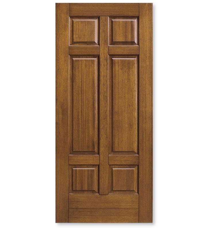 Pannello in legno per portoncini blindati Milano di EFM Legno