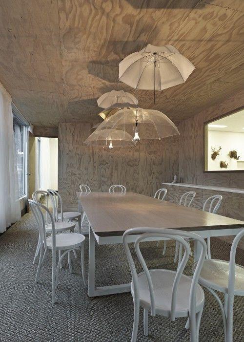 lampadario ombrello Bitrebels.com