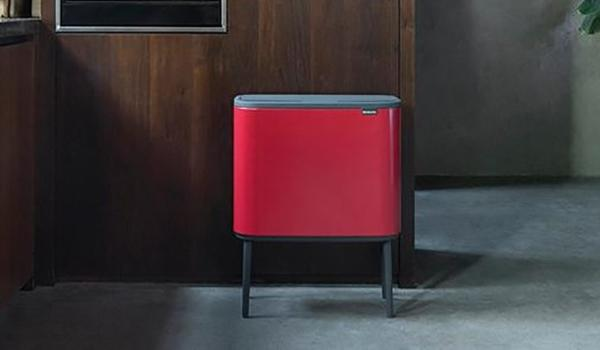 Pattumiera differenziata Brabantia Bo Touch Bin - Amazon