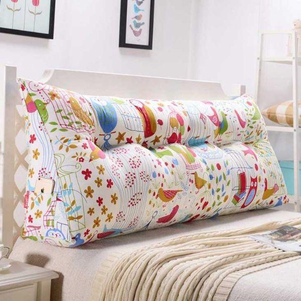 Cuscino schienale come testata letto su Amazon