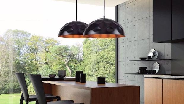 Come scegliere i lampadari da cucina: dal low cost al lusso