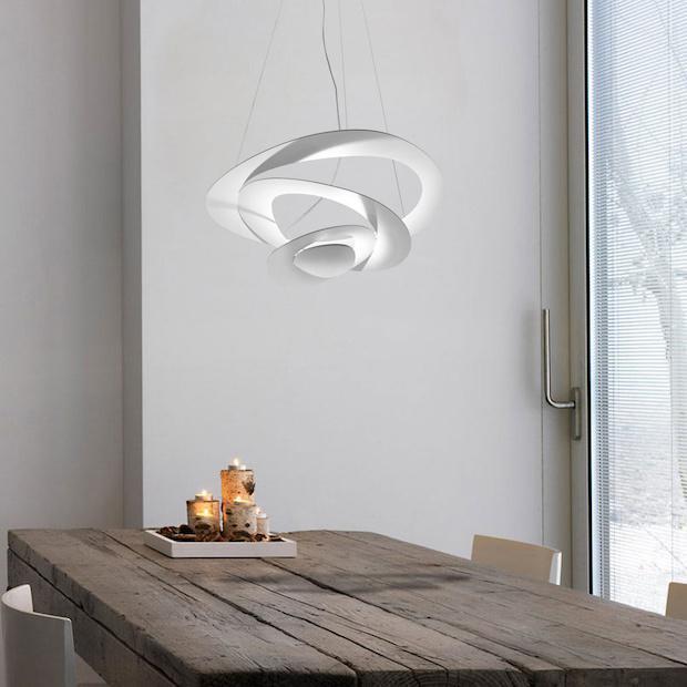 Lampadari da cucina di design, da Artemide