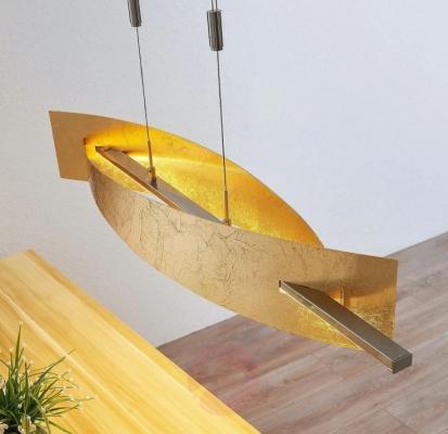 Lampadari a sospensione verticali, da Lucande