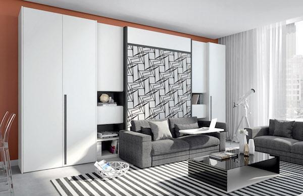 Configurazione 257 Block System - Design e foto by Tumidei