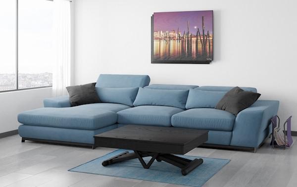 Tavolo estensibile Plus - Design e foto by LG Lesmo
