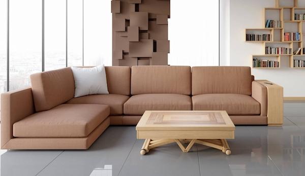 Tavolo a libro - Design e foto by LG Lesmo