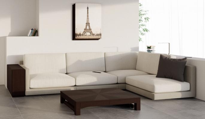 Tavolo allungabile design - Design e foto by Lg Lesmo
