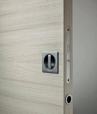 Maniglia per porta scorrevole quadra scrigno