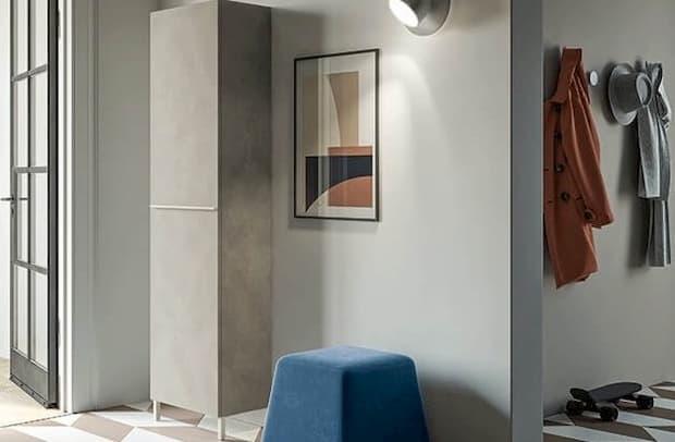 Scarpiera Linear - Design e foto by Birex