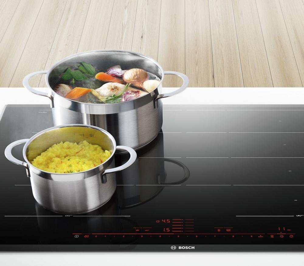 Piano di cottura a induzione - Bosch