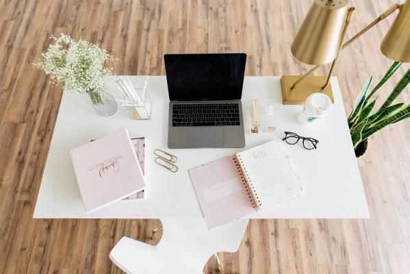 Predisporre uno spazio per il lavoro