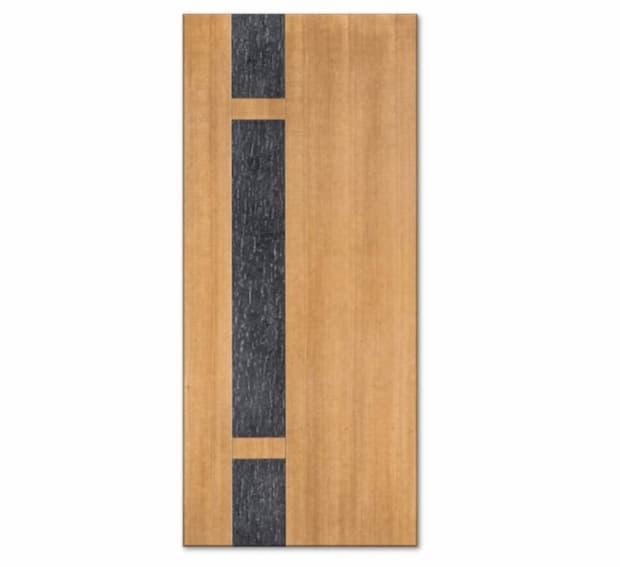 Pannello in legno e ardesia per blindata Compraleporteonline.it