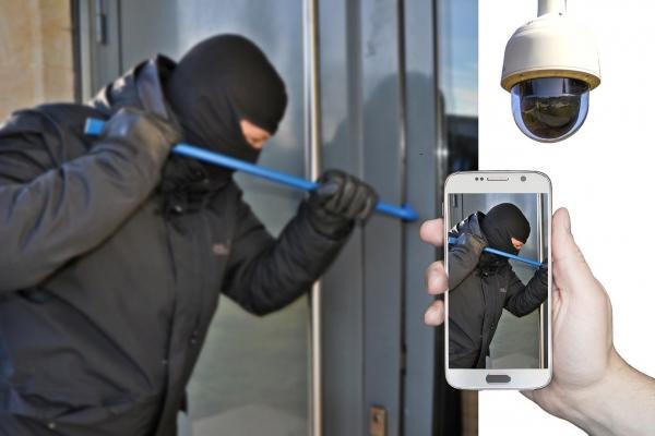 Porta blindata per proteggersi da scassinatori