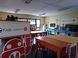 Fab Lab Labaro, Roma, Laboratorio di servizi digitali per creativi