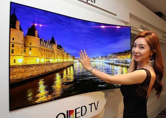 Tv arrotolabile, by LG