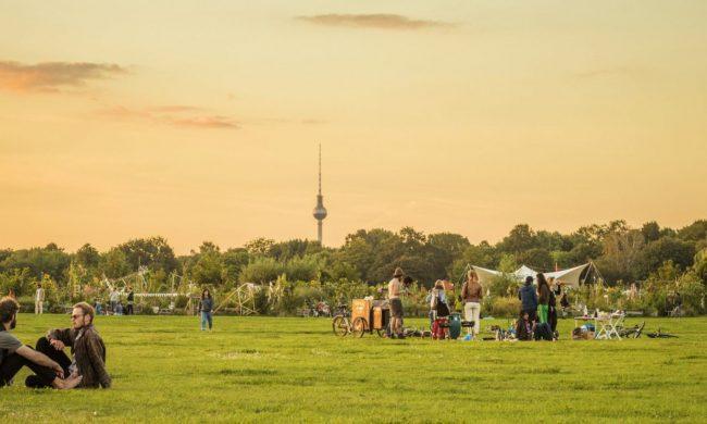 Orti condivisi a Berlino