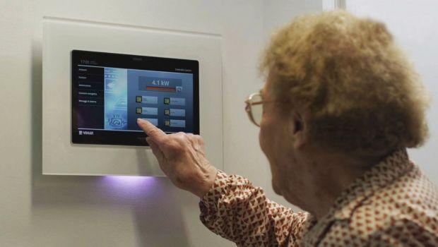 Domotica e disabilità, un valido aiuto per l'autonomia degli anziani