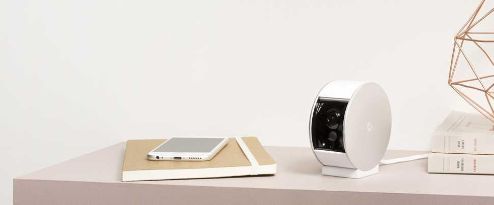 Somfy, telecamere da interno