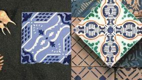 Maioliche per il bagno fra tradizione e design