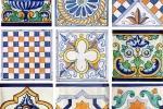 Piastrelle di maiolica tradizionale by Hispalceràmica