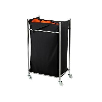 Sacco per il bucato con rotelle Grundtal by Ikea