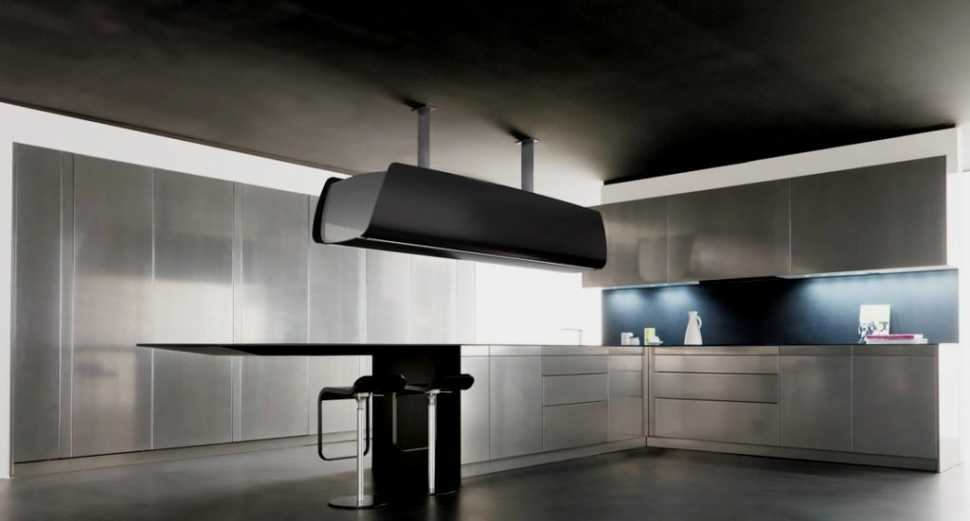 Invisibile, cucina domotica di Toncelli