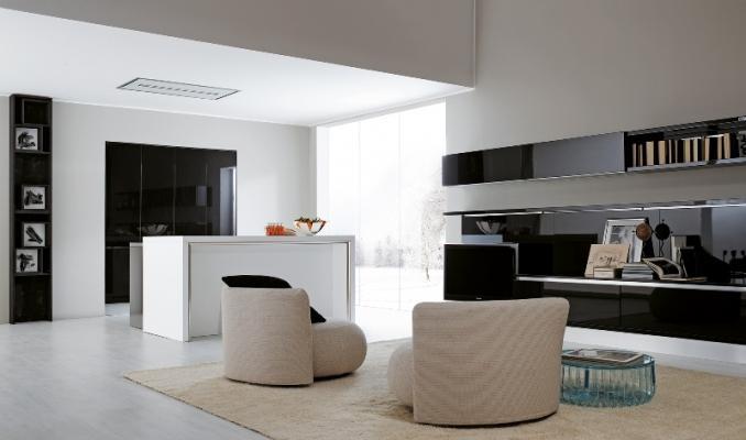 Cucina Met bianca di Aran Cucine